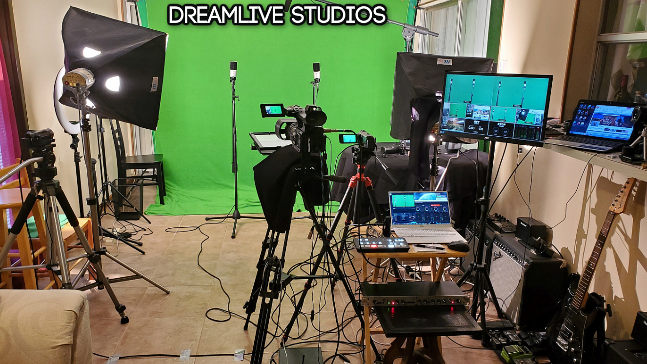 New DreamLive Studio YZ